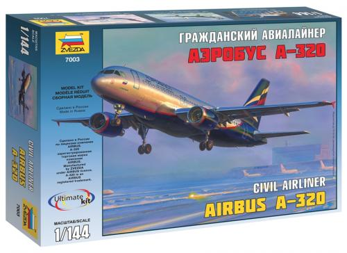 Airbus A-320 1/144
