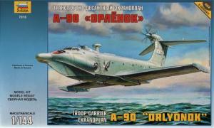 Ekranoplan A-90 1/144