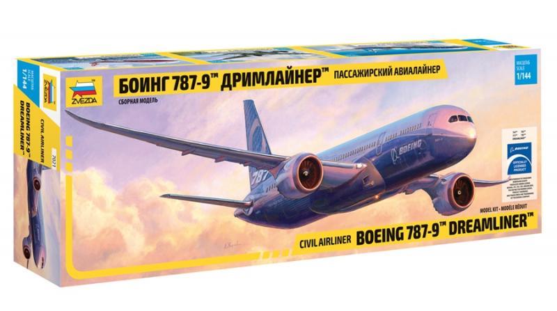 Boeing 787-9 1/144