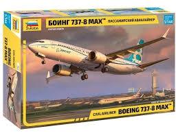 Boeing 737 MAX 8 1/144