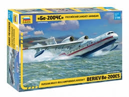 Beriev Be-200 Amphibious Aircraft 1/144
