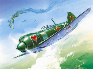 Lavotchkin LA-5 FN 1/72