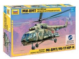 MIL Mi-8T 1/72