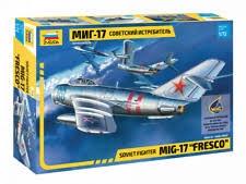 """MIG-17 """"Fresco"""" 1/72"""