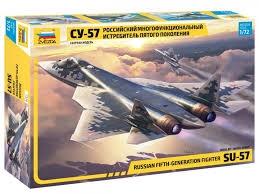 Sukhoi SU-57 1/72