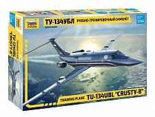 """Tupolev Tu-134UBL """"Crusty-B"""" 1/144"""