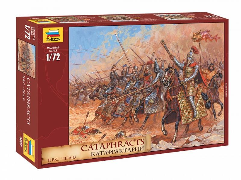 Cataphracts 1/72