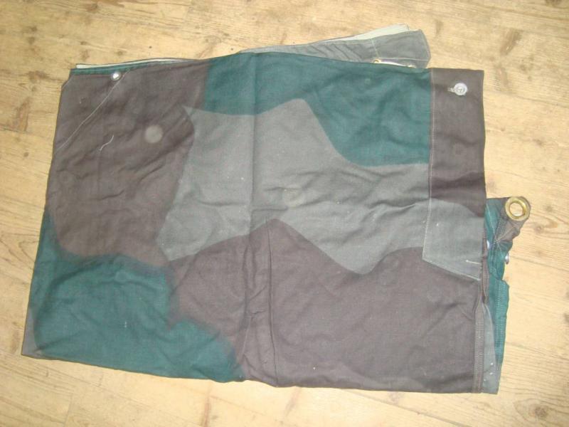 Regnskydd  Linne nytt kamoflage. Finns även i grått. Maila butiken om grått önskas!