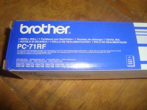Refill roller brother PC-71RF