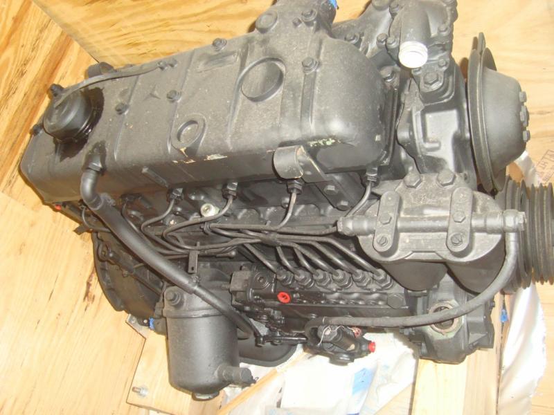 Dieselmotor NY mercedes unimog mm MB  OMD352