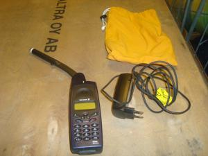 Satelittelefon Eriksson R290 Beg i fint skick