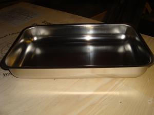 Rostfria ugnsformar  Ca 40 x 20 cm