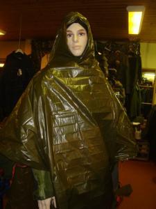 Poncho  regnskydd