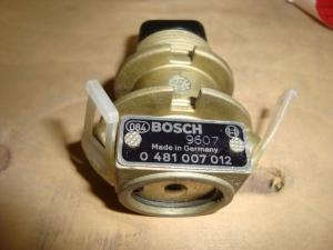 Elektronisk höjdkontroll Bosch Wabco