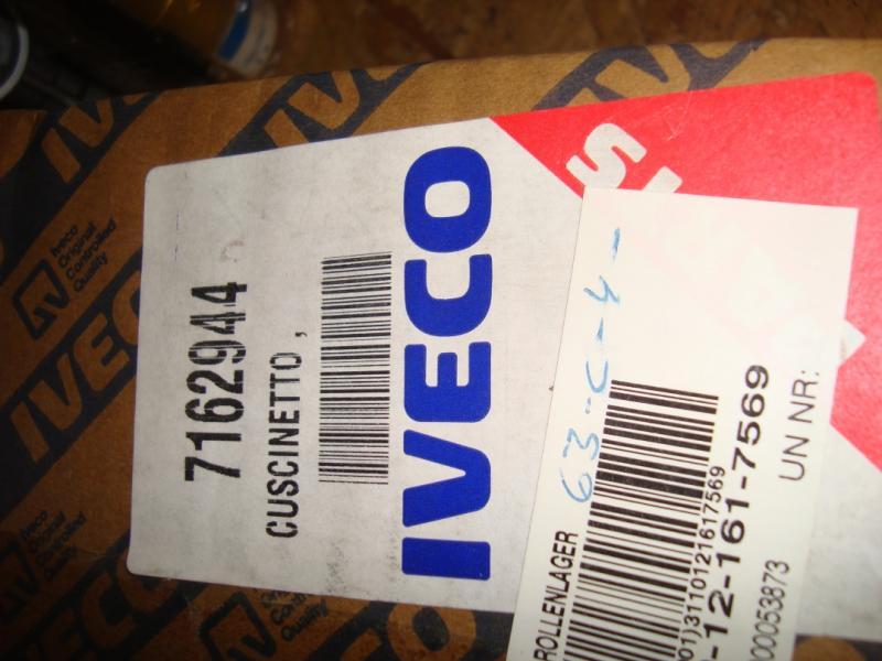 Iveco reservdelar  Hjullager Iveco nr 7162944  SKF nr VKHB2170