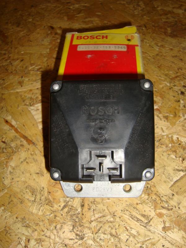 Bosch  laddningsrelä  Bosch nr. 0192033003/005