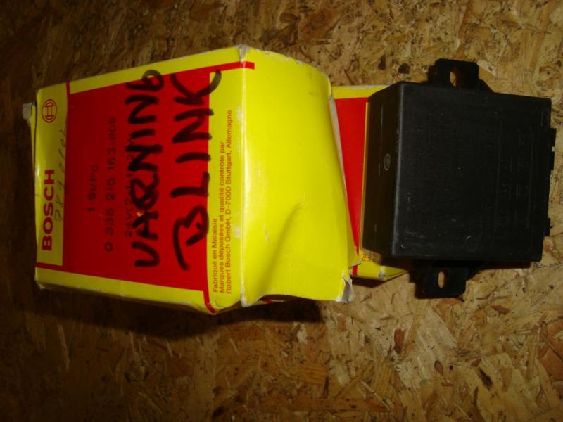 Bosch  varningsblink relä