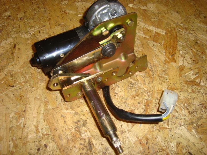 Bosch vindrutetorkarmotor! nr. 3397020349
