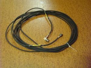 Radio antenn kabel!   M17/28-RG058 ca 7m