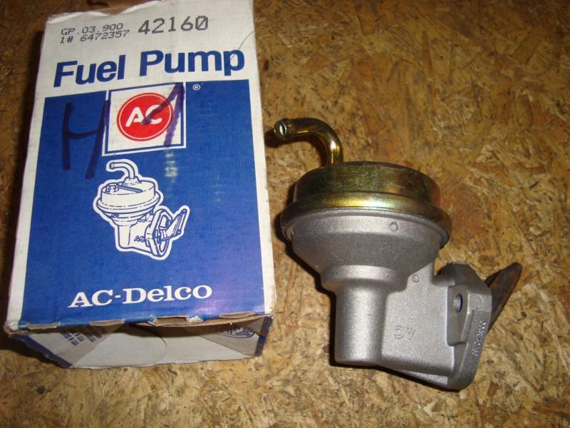 Hummer H1 reservdelar bränslepump nsn nr 2910-01-168-7905