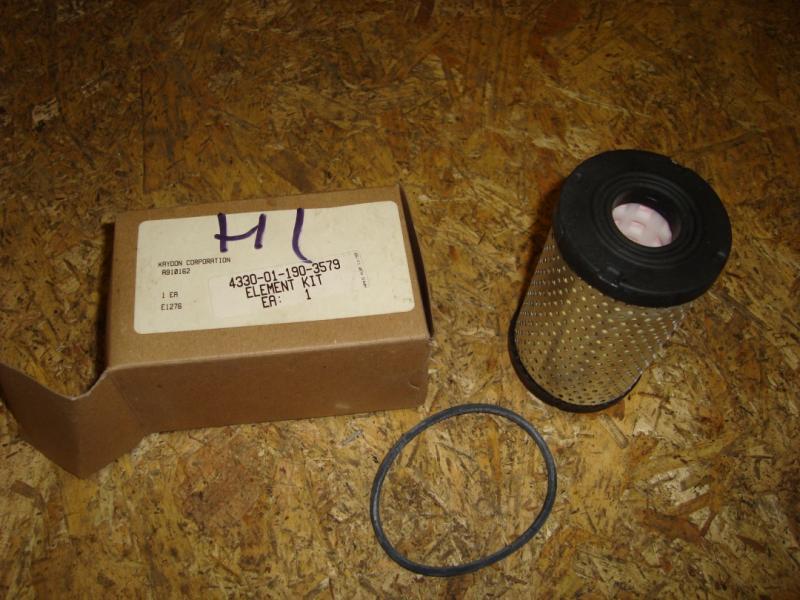 Hummer H1 reservdelar nr 433-01-1190-3579