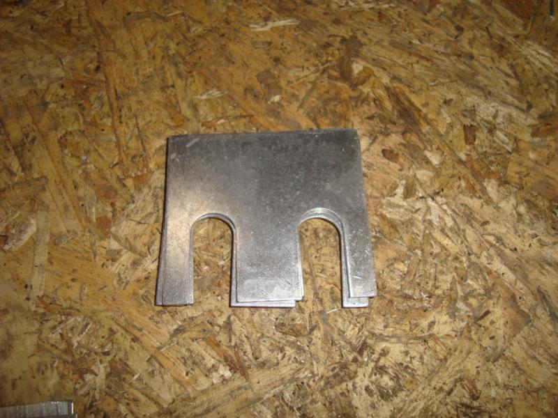 Hummer H1 reservdelar skims platta nr 5365-01-265-8939