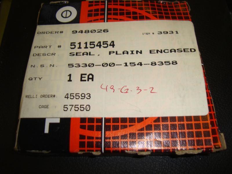 Detroit diesel Vevaxeltätning! nr 5115454
