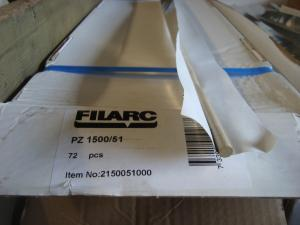 Filarc backing Pz1500/51 rund 72st/låda
