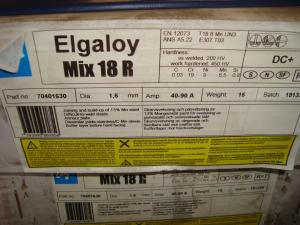 Elga mix 18 R 1,6mm 15kg/rlr