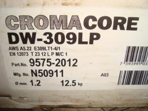 Elga Croma core DW-309LP 1,2mm Rostfritt!!