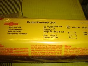 Eutec Trode 3,2mm