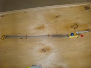 Gassvets x 21 skärhantag 2 ca 80 cm