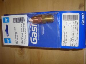 Gassvets  Ringlägesmunstycke 20-30mm