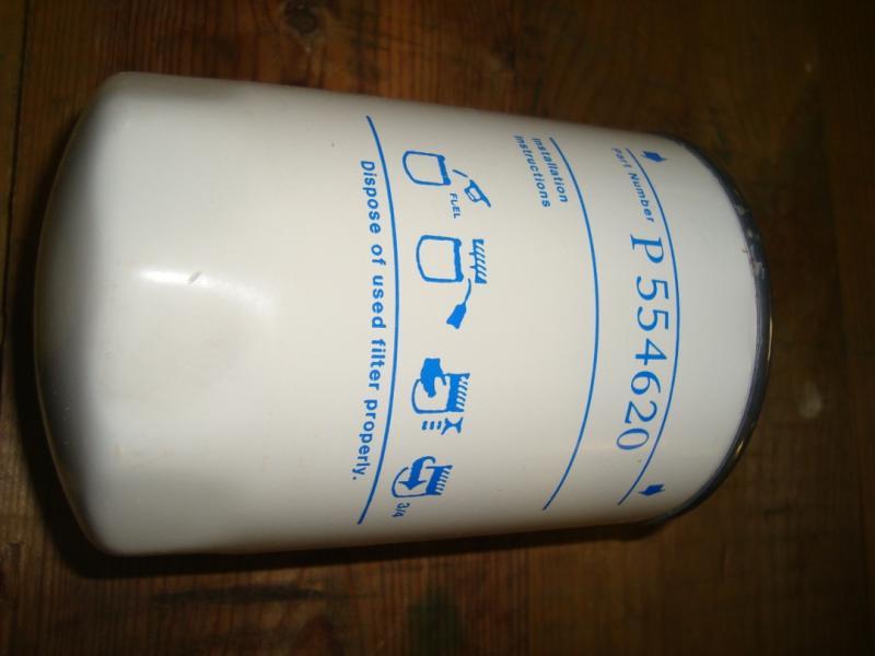 Dieselfilter Donaldsson! P554620