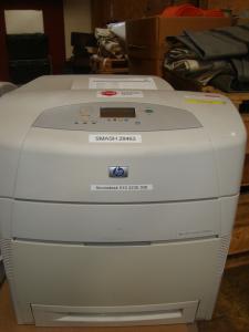 HP skrivare, Skanner , Kopiator mm  modell Laserjet 5500dn