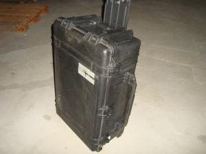 Pelicase orginal väskan från usa Modell 1650 med hjulsats o draghandtag!