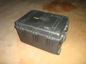 Pelicase orginal väskan från usa Modell 1660 med hjulsats o draghandtag!