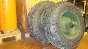 Hjul till Traktorsläp