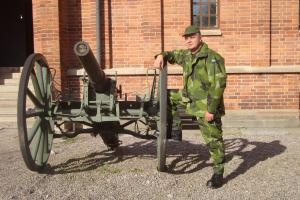 Försvarets M-90 jacka ORGINAL!!