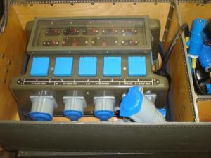 Elcentral 32 och 16 ampere