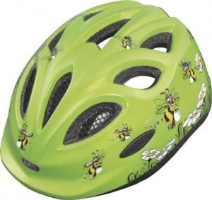 Abus Smiley Honey Bee green
