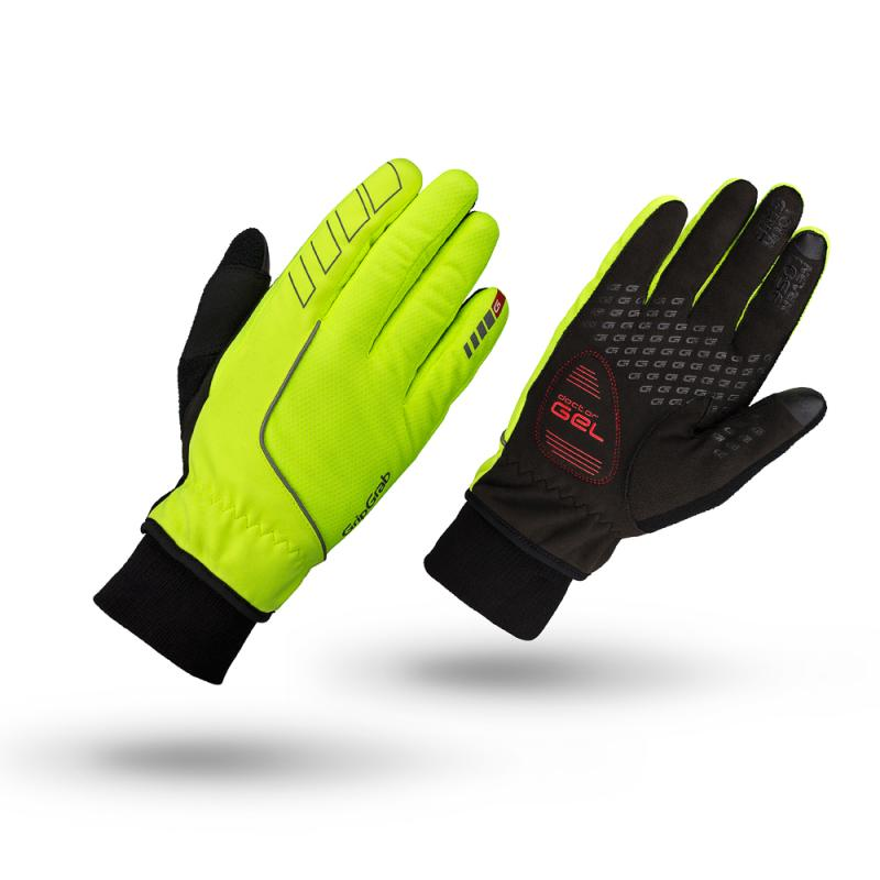 GripGrab Windster Hi-Vis Fluo Yellow