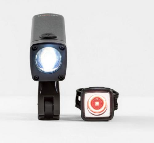 Bontrager Ion Elite R/Flare R City lampset