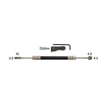 Kabelset för Sram/Torpedo 3 växlar