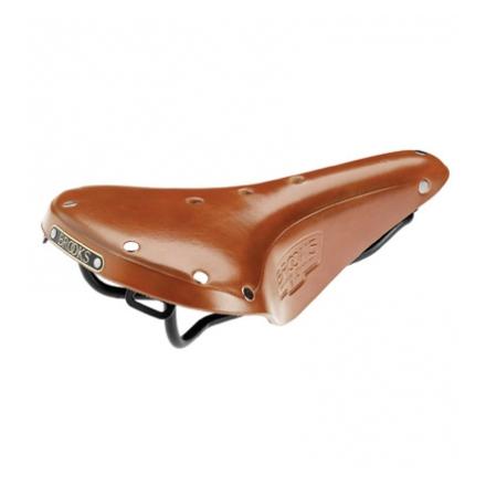 Brooks Lädersadel B17 Standard