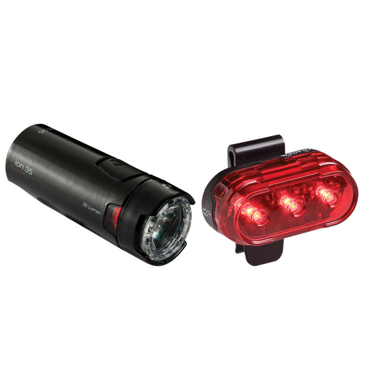 Bontrager Lampset Ion 35 / Flare 1