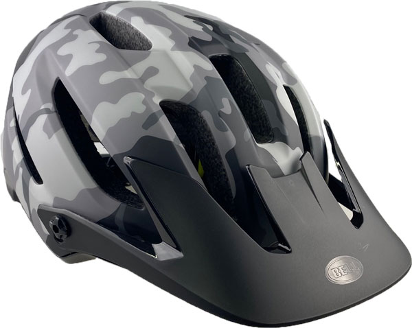 Bell 4Forty Mips Mat Black Camo