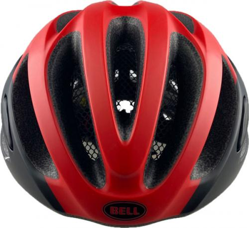 Bell Draft Mips Mat Red/Black 54-61 cm