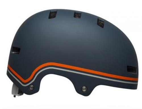 Bell Local Mat Slate/KTM Orange