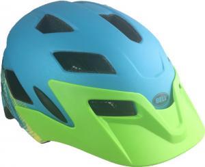Bell Sidetrack Mips Blå/Grön